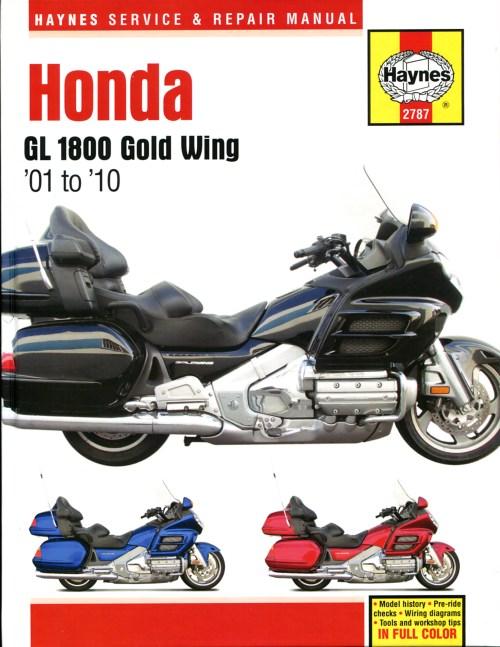 small resolution of printed manual enlarge honda gl1800