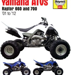 printed manual enlarge yamaha raptor  [ 1626 x 2145 Pixel ]