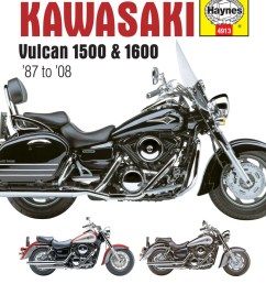 printed manual enlarge kawasaki vulcan 1500  [ 800 x 1049 Pixel ]