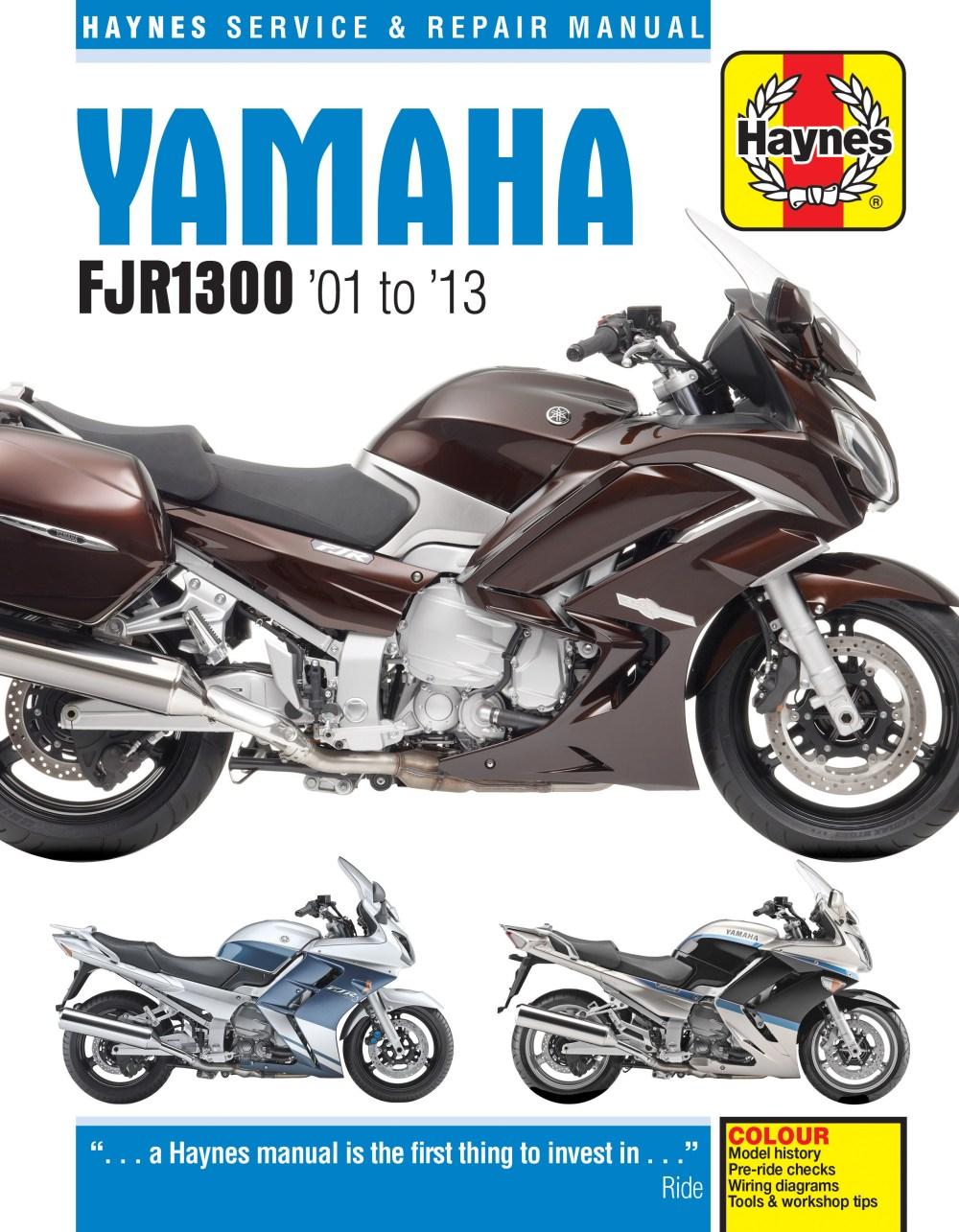 medium resolution of enlarge yamaha fjr1300