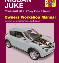 enlarge nissan juke 10 17 haynes repair manual [ 2586 x 3307 Pixel ]