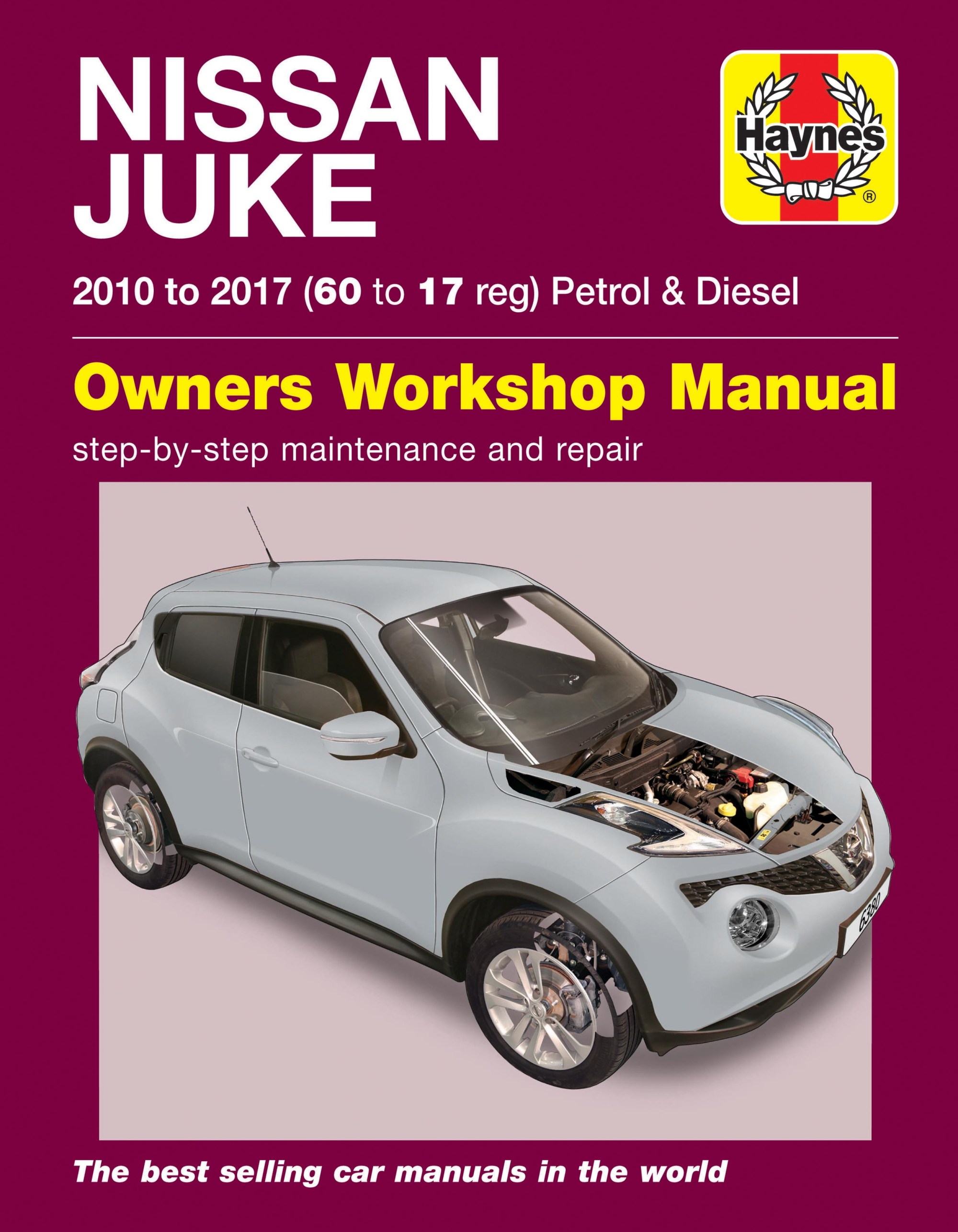 hight resolution of enlarge nissan juke 10 17 haynes repair manual