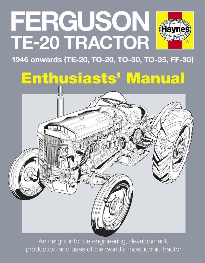hight resolution of ferguson te 20 tractor manual enlarge