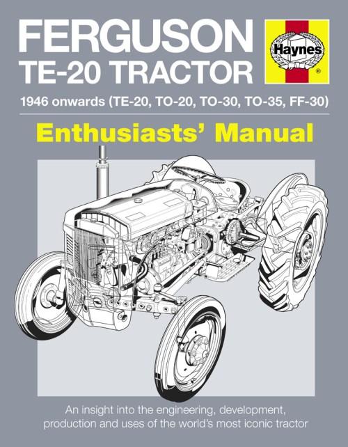small resolution of ferguson te 20 tractor manual enlarge