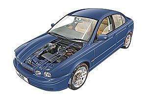 Jaguar X Type 2001 2011 Repair Manuals
