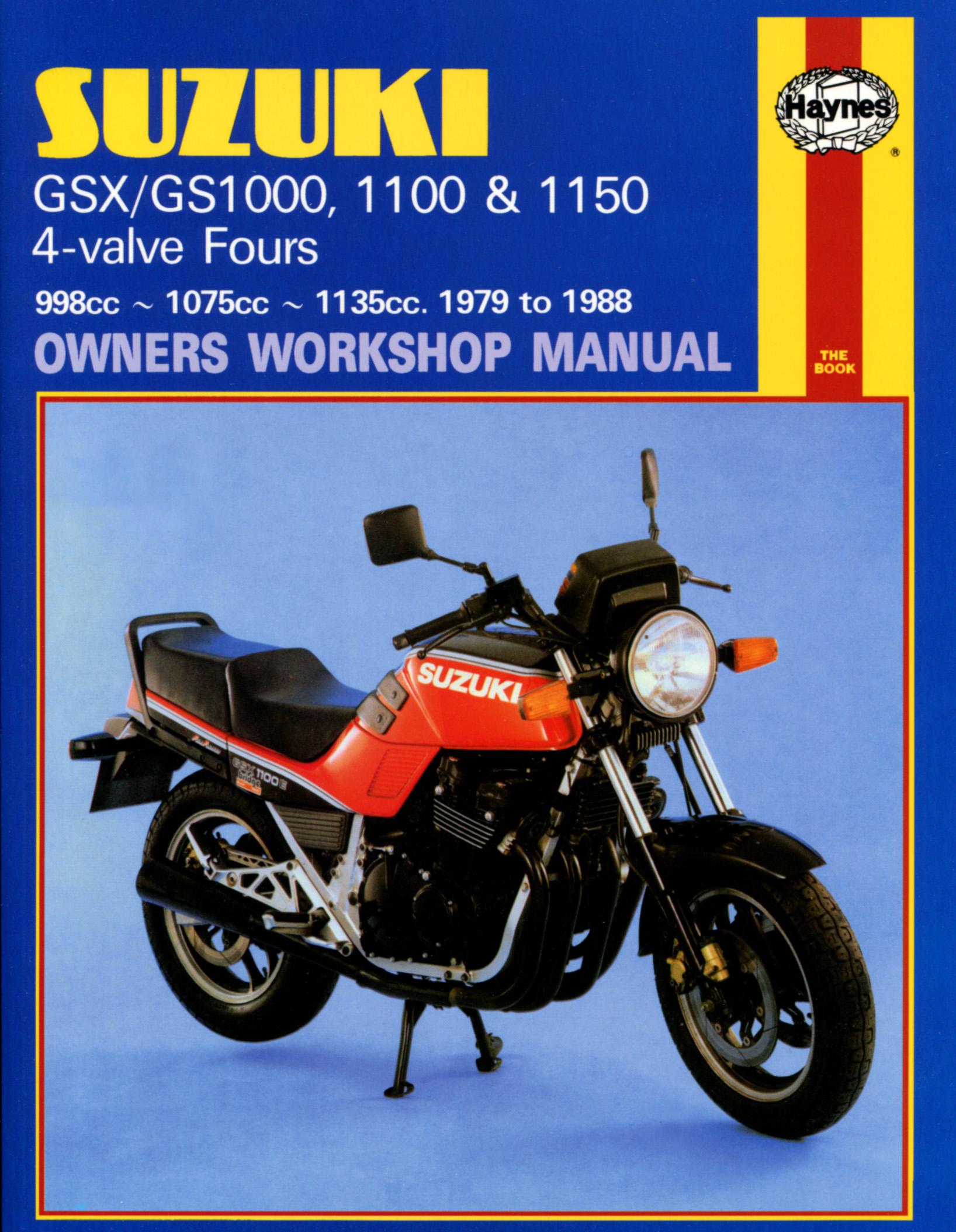 79 Suzuki Gs1000 Wiring Diagram Free Download Wiring Diagram