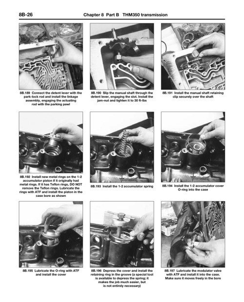 small resolution of general motors automatic transmission overhaul haynes techbook