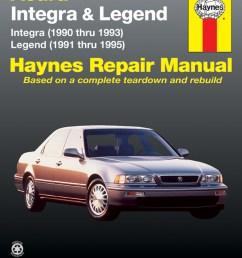 printed manual enlarge acura integra  [ 834 x 1066 Pixel ]