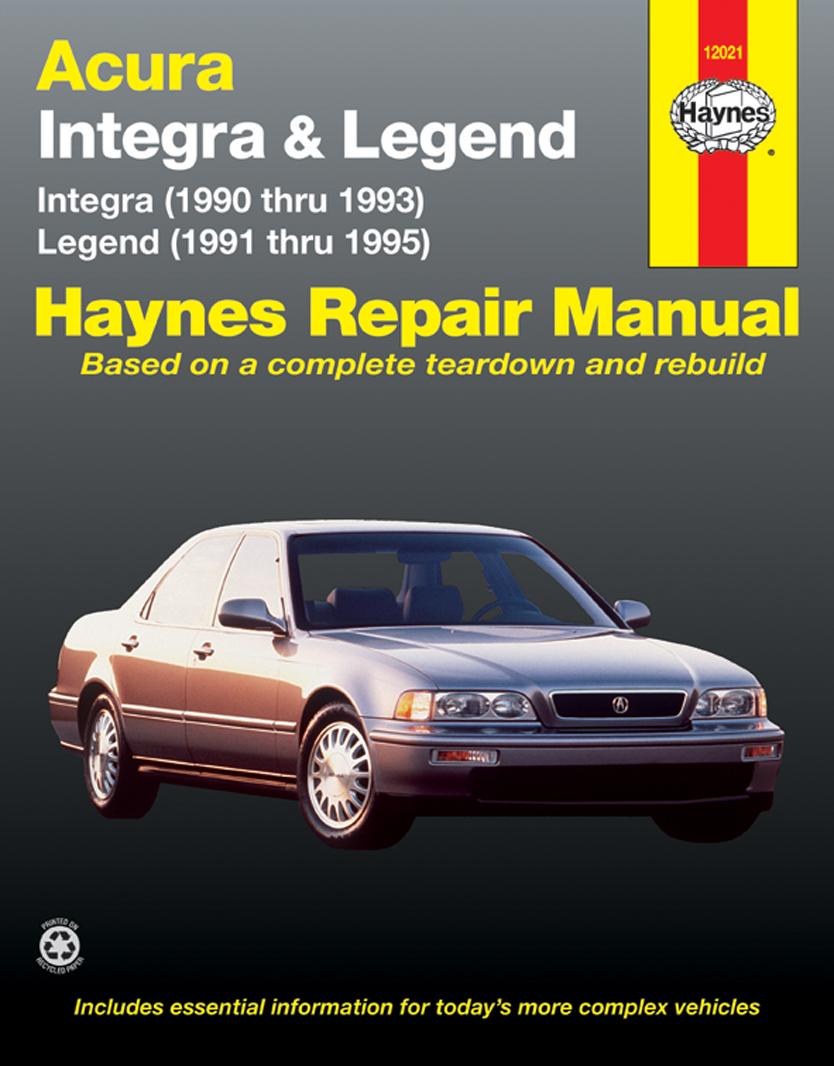 medium resolution of printed manual enlarge acura integra