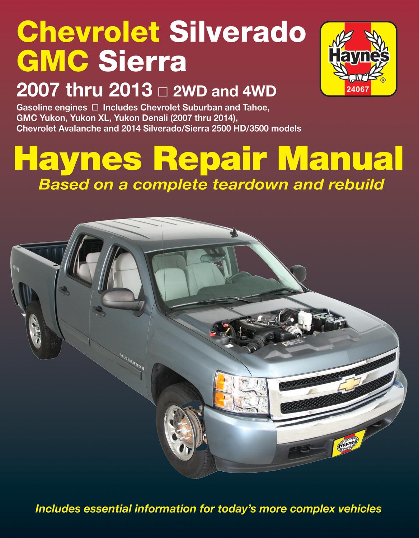 2001 Chevy Tahoe Repair Manual Chevrolet Tahoe