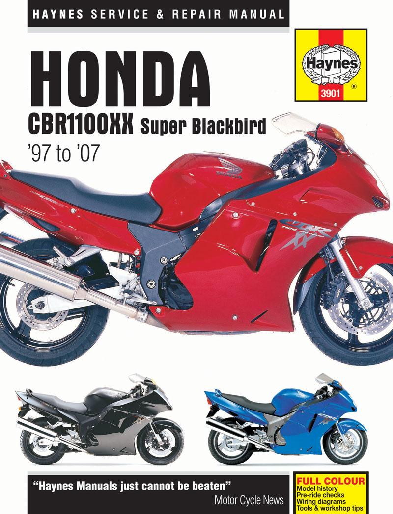 medium resolution of cbr1100xx v haynes manuals97 honda motorcycle wiring diagram 11