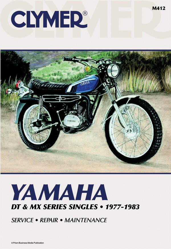 1975 Yamaha Dt 125 Service Manual