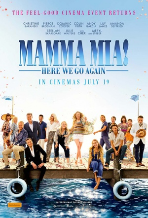 Mamma Mia ! Here We Go Again hd gratuit sans inscription