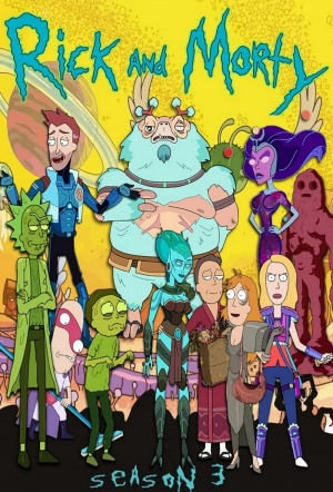Rick and Morty Season 3 Episode 3 - Pickle Rick