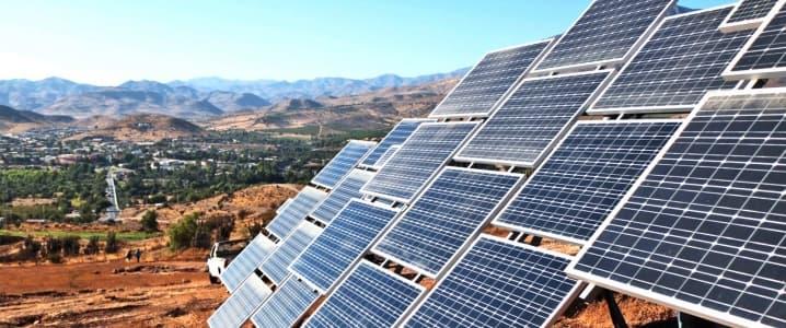 low solar panel prices