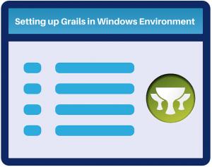 Setting up Grails Framework in Windows