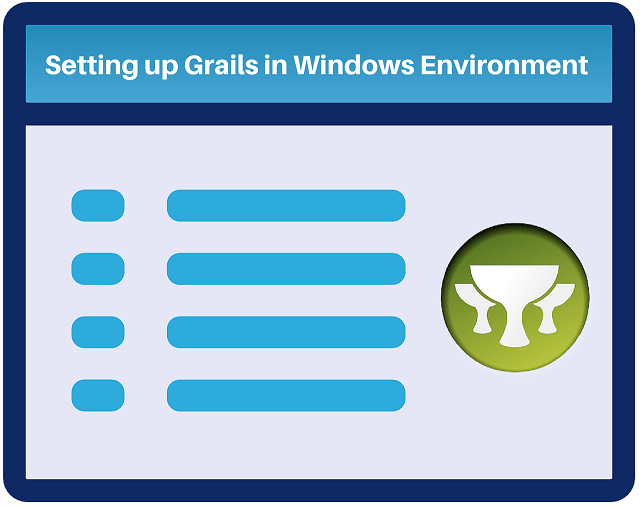 How to Setup Grails Framework in Windows Environment
