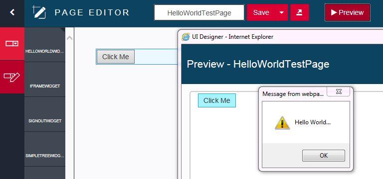 How to Build Custom Widgets Using Bonita BPM UI Designer