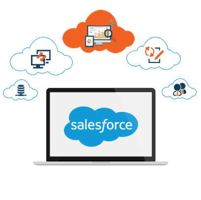 Salesforce Sales Cloud, Evoke
