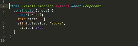 ReactJS Framework Mounting