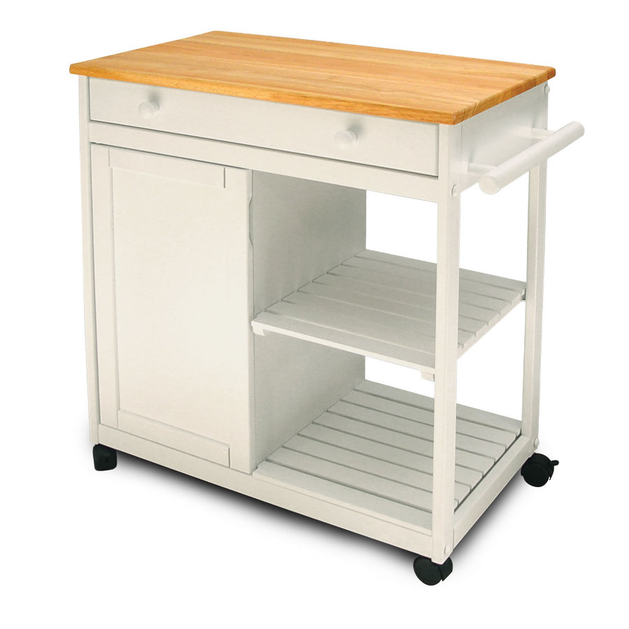 portable kitchen cart walmart rugs best microwave top selling carts catskill preston hollow white cabinet shelves 32 x17