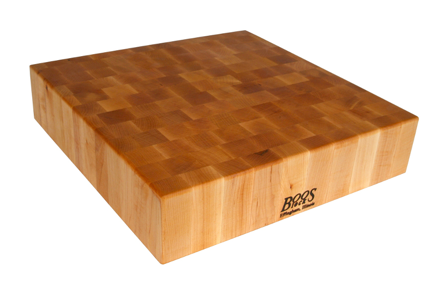 Wood Cutting Board Thickness