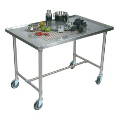 Stainless Kitchen Cart Package Deals John Boos Cucina Mariner Steel By