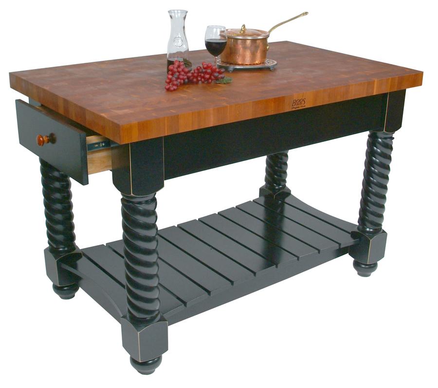 john boos kitchen islands island tops ideas cherry end grain butcher block tuscan isle ch tusi7232225eg