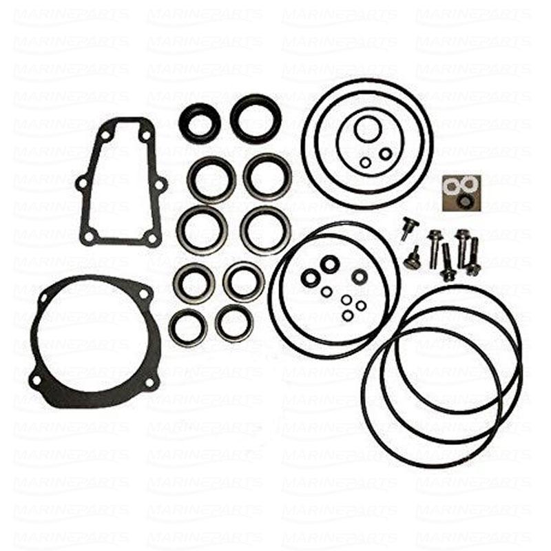Packningssats växelhus Johnson/Evinrude V4/V6/V8