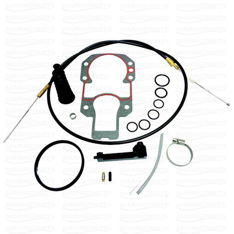 Rep. sæt skjold Alpha One Gen 1 type 2, marinepartsdenmark.dk
