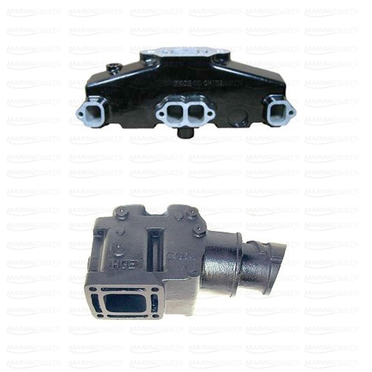 aluminium exhaust manifold kit