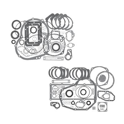 Tilläggssats för Volvo Penta diesel MD6, MD7, Marineparts