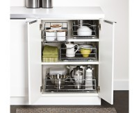 simplehuman | 9 inch pull-out cabinet organizer