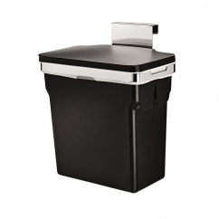 Simplehuman Kitchen Trash Can Patio Kitchens In Cabinet Bin