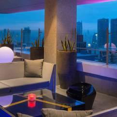 The Living Room With Sky Bar New Sets Vu S And Lounge Restaurants Bars Marco Polo Ortigas Manila