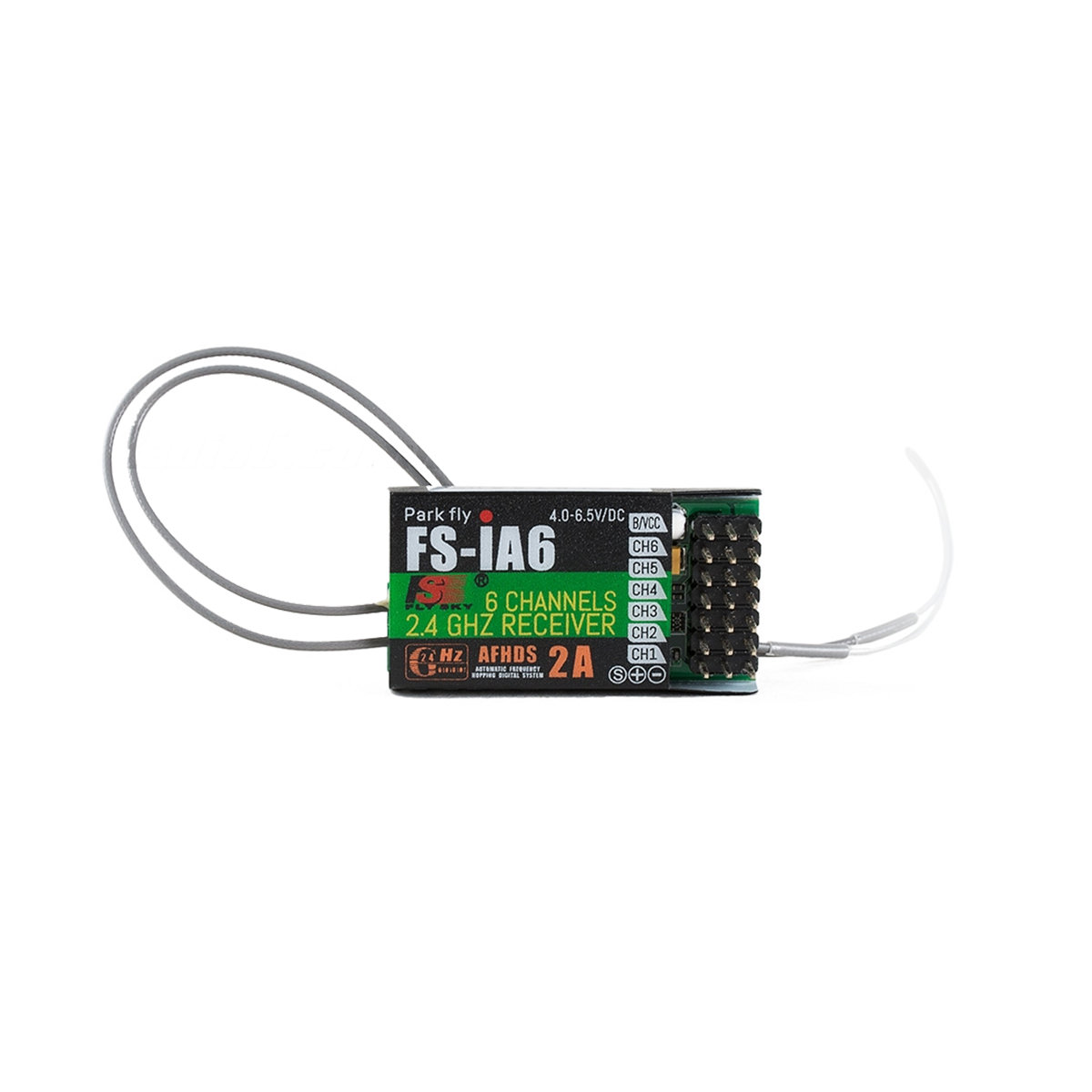 Flysky FS-iA6 6 Ch 2.4Ghz Receiver at Hobby Warehouse