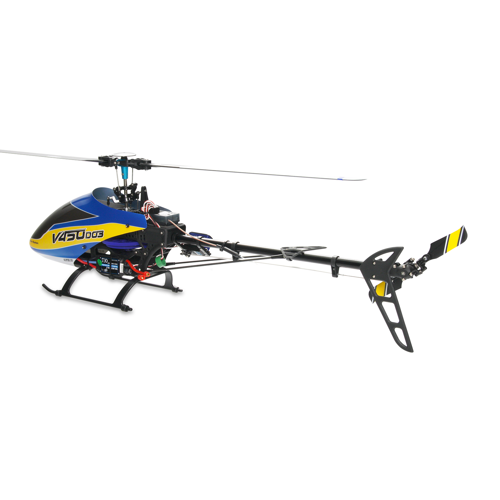 Walkera V450d03 M2 Rc Helicopter Mode 2 At Hobby Warehouse