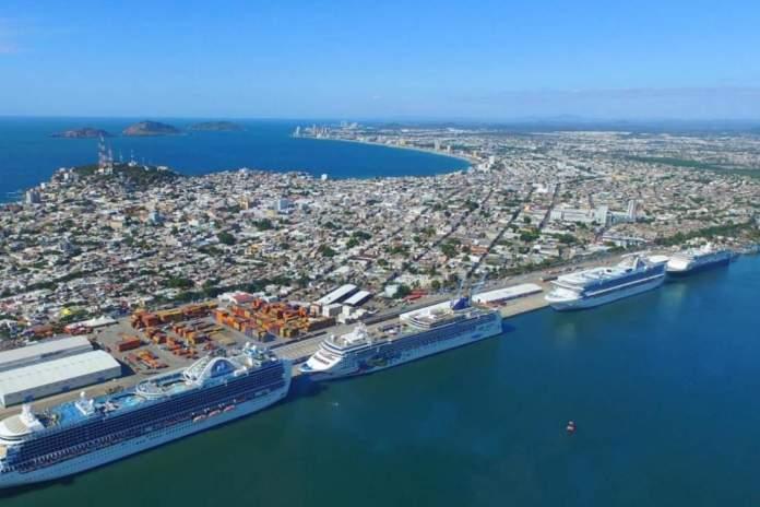 Puerto de Mazatlán