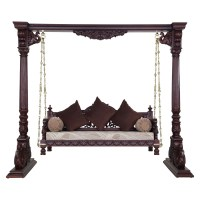 Home Decor Furniture Indian Traditional Jhoola - 100113 ...