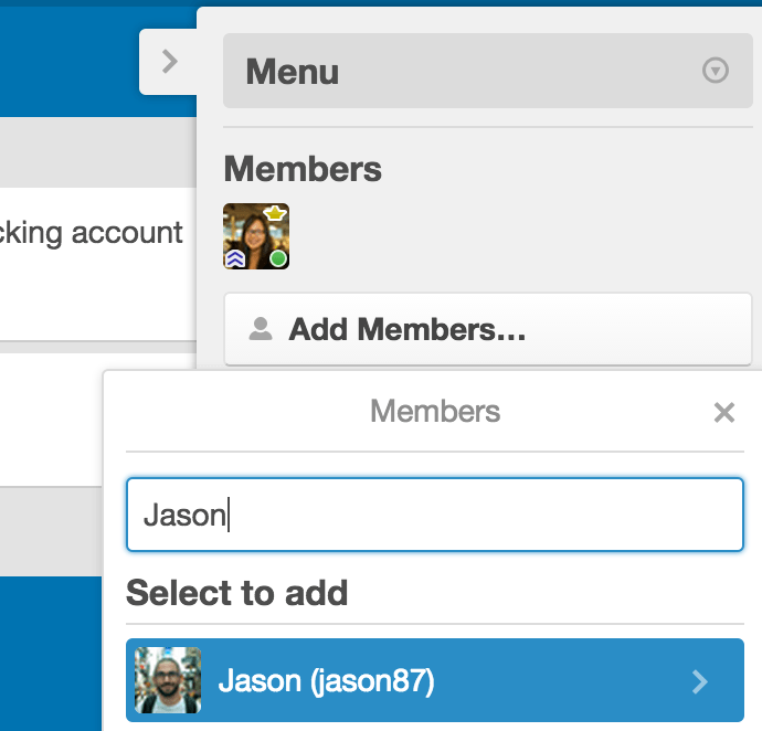 Invite Them To Trello By Entering Their Name And Email Clicking Send They Must Accept The Before Being Able Interact With Board