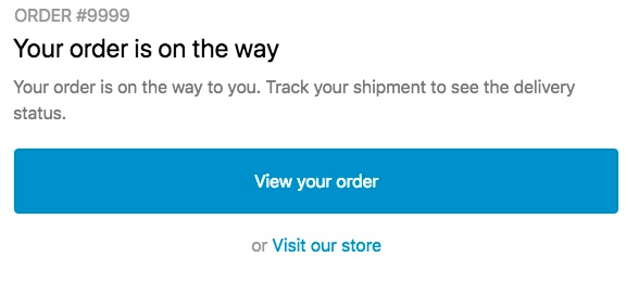 Add a tracking link to shipping confirmation emails - ShopPad ...