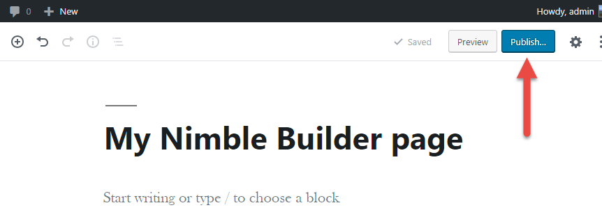 how to start building