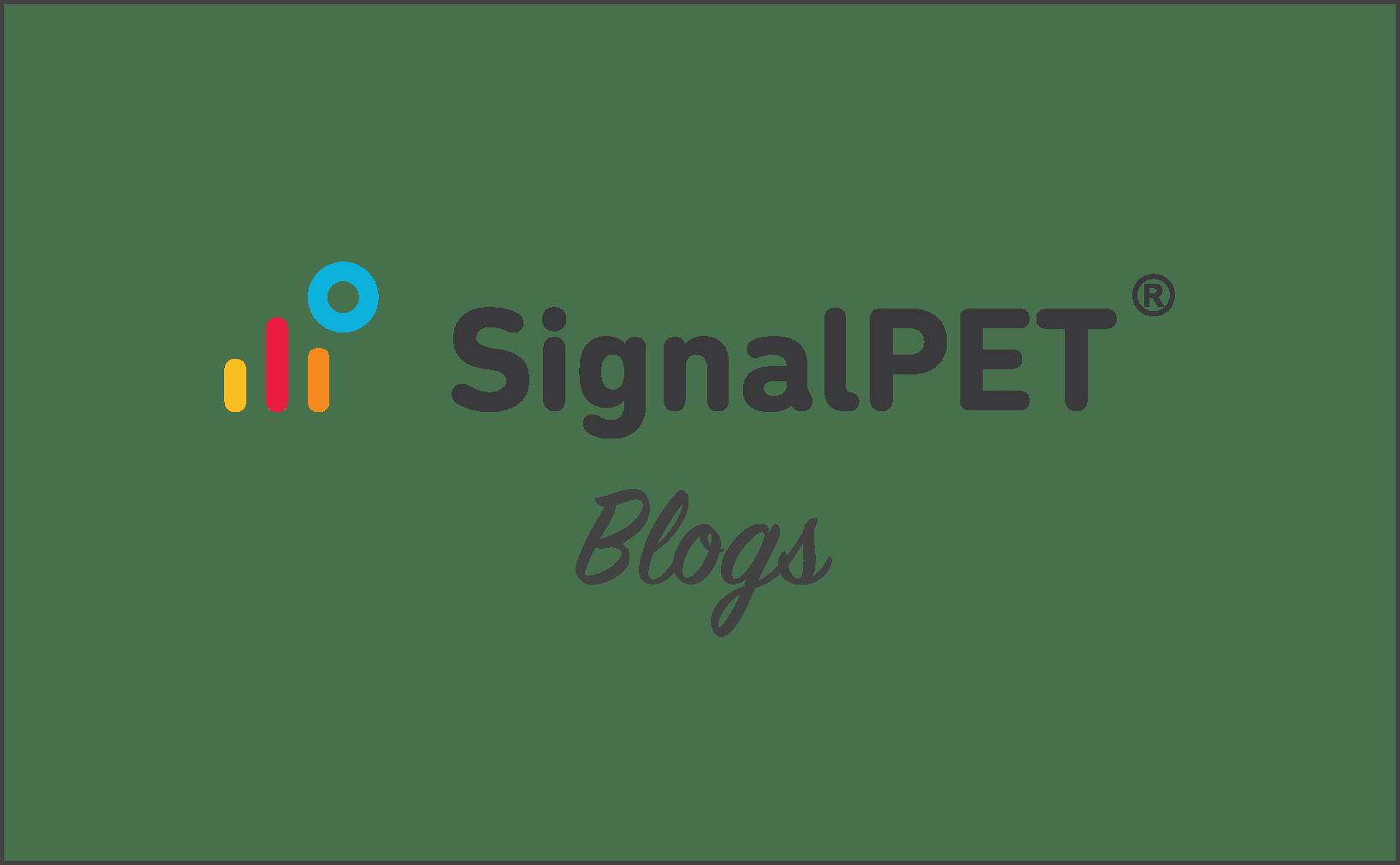 SignalPET Blog