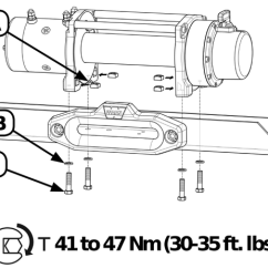 Warn Winch Bolt Pattern Vauxhall Vectra Abs Wiring Diagram The M8000 And M8 Buyer S Guide Roundforge Foot Down Installation