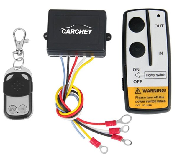 warn m8000 winch wiring diagram honeywell rth3100c thermostat smittybilt xrc 9500 buyer s guide roundforge wireless remote