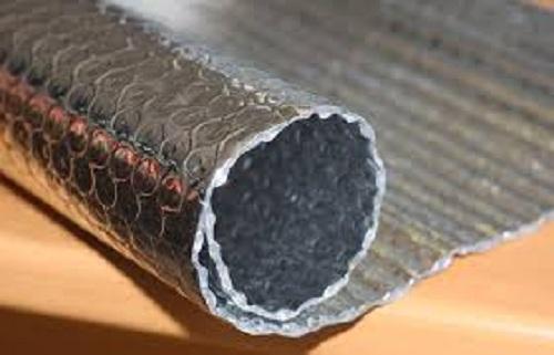 baja ringan ekspose mengenal alumunium foil peredam panas atap ...
