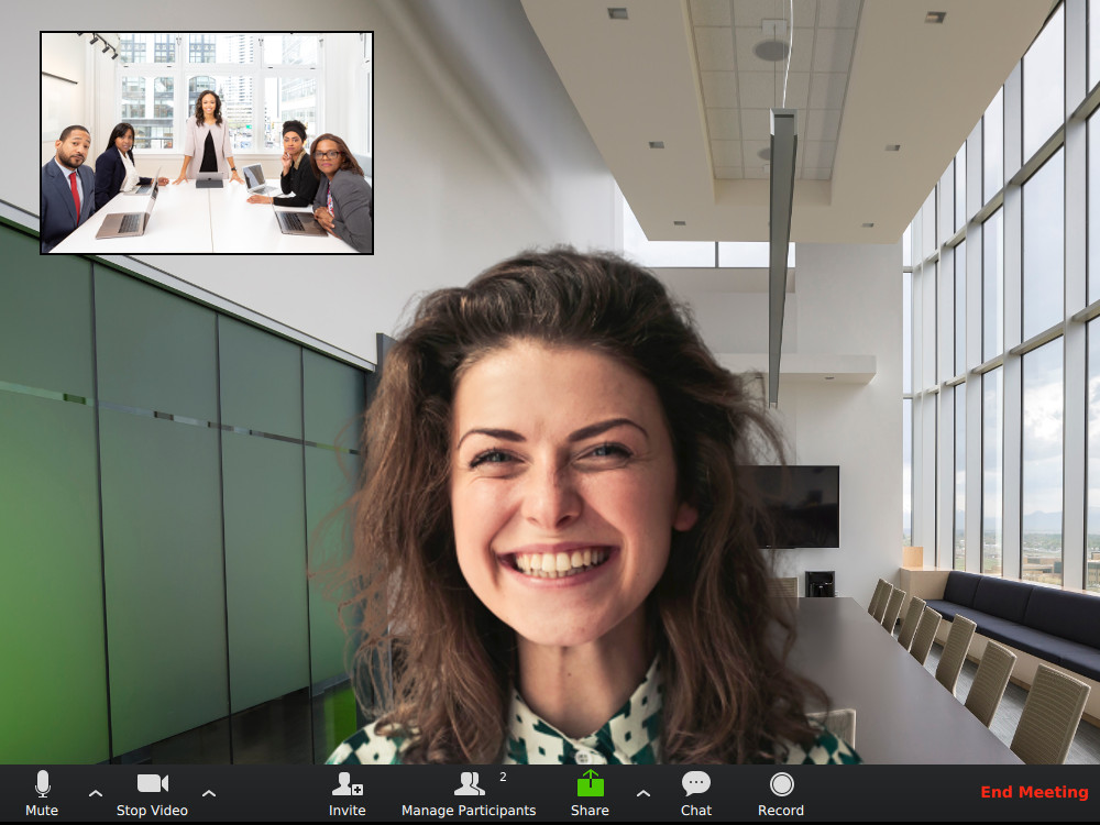 Funny Virtual Meeting Background Images