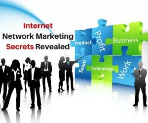 Internet Network Marketing Secrets Revealed