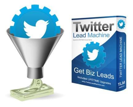 Twitter Lead Machine
