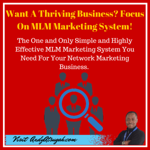mlm marketing system